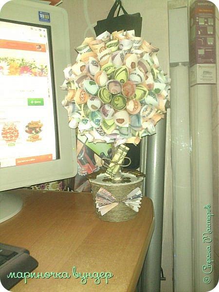 мое денежное деревце