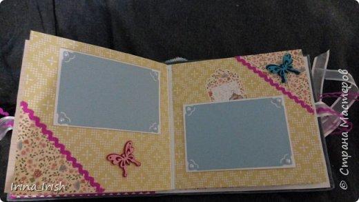 Работы и замечательные мастер-классы Vica-handmade http://stranamasterov.ru/user/283553 вдохновили меня на попытку сделать альбом. Альбом планировался как свадебный, но получился больше как Love story.  фото 11