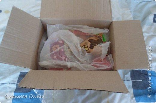 Добрый день! Сегодня получила Огромную посылочку по ПИФ игре от Oksanushka   http://stranamasterov.ru/user/181841 Огромное спасибо за чудесные подарочки и материалы! Я очень была рада посылочки! Смотрим!!! фото 1