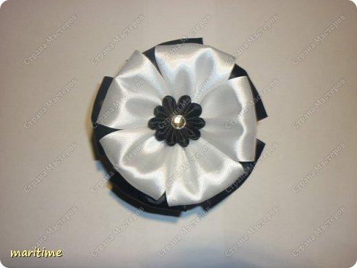 Вот мои изделия в чёрно - белом цвете фото 1