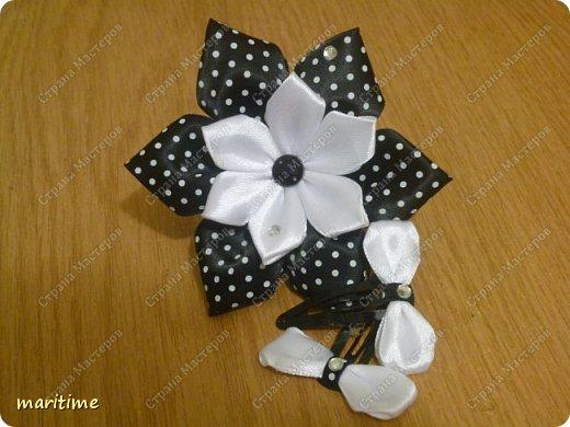Вот мои изделия в чёрно - белом цвете фото 3