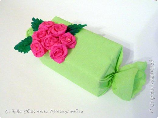 Быстрое оформление подарка - завернул, завязал, украсил. Имениннику понравилось. фото 2