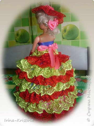 Кукла-шкатулка фото 20