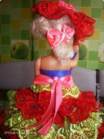 Кукла-шкатулка фото 14