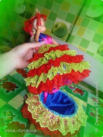 Кукла-шкатулка фото 16