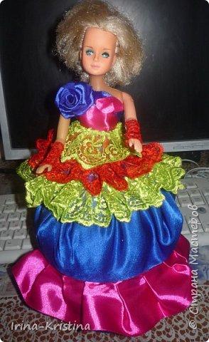 Кукла-шкатулка фото 8