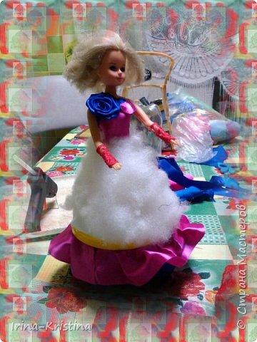 Кукла-шкатулка фото 3