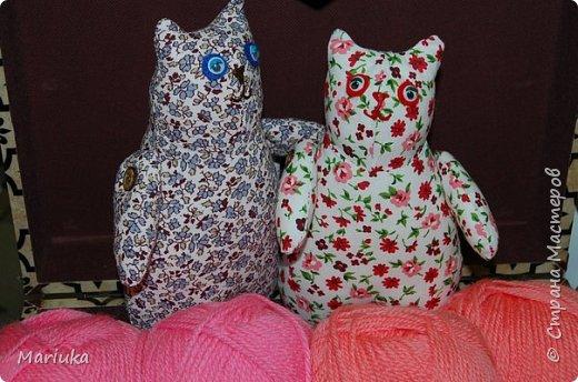Всем доброго времени суток. Вот такие котики у меня получились ко дню Святого Валентина(делали украшение к празднику на работе). фото 3