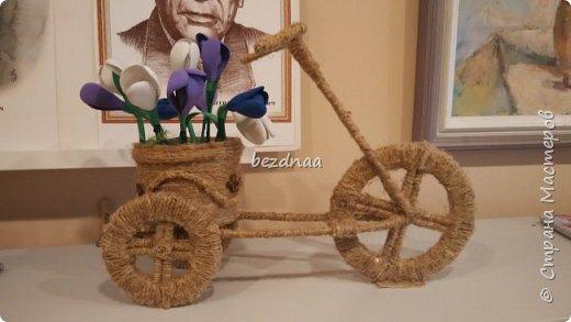 Всем привет)))  Огромное спасибо Sjusen за ее МК http://stranamasterov.ru/node/505344?c=favorite  Нужна была весенняя поделка в детский сад. А первая ассоциация со словом весна - конечно подснежники)))  Смотрите, друзья, что получилось у меня.  фото 1