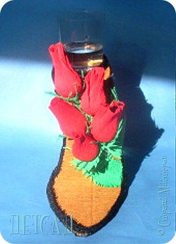 ....а почему бы не сделать к сладкой туфельке каблучок - фужер?!? фото 8