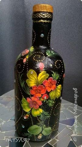 Продолжаю серию любимых чёрных бутылочек. фото 1