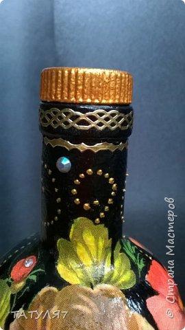 Продолжаю серию любимых чёрных бутылочек. фото 7