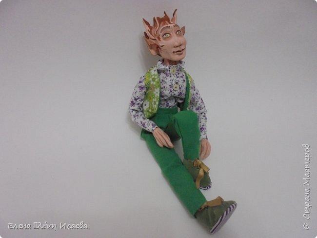 """Доброго вечера,соседи!!!! Хочу показать куколок других Мастеров,которые живут у меня! Вот такая гламурная девочка Герда от Танюши!   http://stranamasterov.ru/user/31646  Все эти куколки достались мне по """"куклообмену"""")) фото 2"""