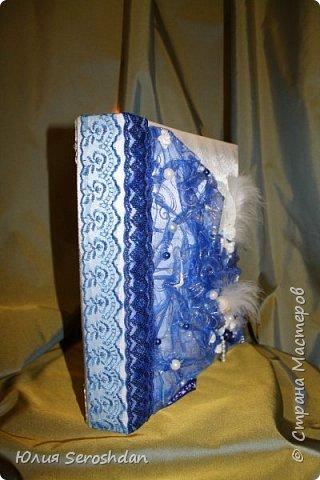 Вот такой у меня получился свадебный набор аксессуаров для потрясающей пары. фото 3
