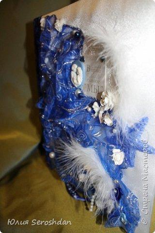 Вот такой у меня получился свадебный набор аксессуаров для потрясающей пары. фото 4