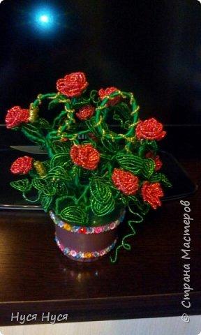 подарок из бисера. фото 2