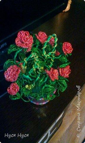 подарок из бисера. фото 3