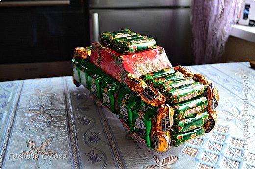 Машинка сладкоежке фото 4