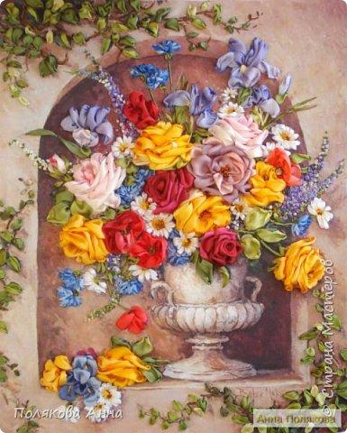 Цветы - роскошный дар Природы! Душа завяла бы без них! Нас радует надменный пурпур Розы. Нас радует неяркий цвет Иных. Иных, что, не взывая властью, Не потрясая внешней красотой, Полны очарованья и отрадно, Нас покоряют простотой. Они душевной прелестью полны и Красой незримой. И наше мнение едино, цветок Прекрасный - это Жизнь! Нонна Журавлёва -Гросс фото 1
