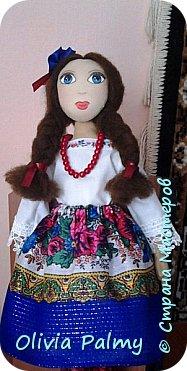 Кукла Галинка, фото 1. фото 1