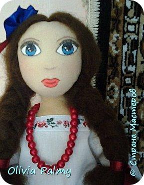 Кукла Галинка, фото 1. фото 2