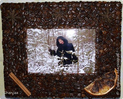 Рамка для фото на витой подставке фото 2