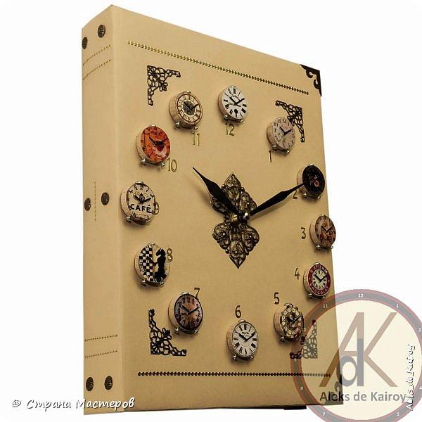 """Доброго всем времени суток. Готова очередная модель часов - """"Модерн"""" Всё как обычно в моём стиле. Скоро выложу ещё одну. Её осталось только сфотографировать нормально. фото 2"""