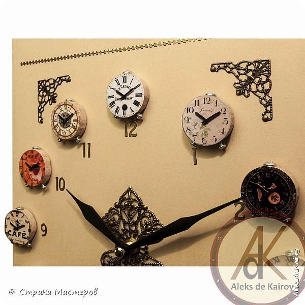 """Доброго всем времени суток. Готова очередная модель часов - """"Модерн"""" Всё как обычно в моём стиле. Скоро выложу ещё одну. Её осталось только сфотографировать нормально. фото 7"""