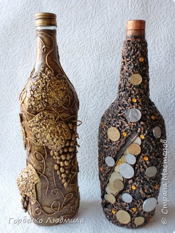 Добрый день,Страна! Сегодня я к Вам  с новыми бутылками! фото 14
