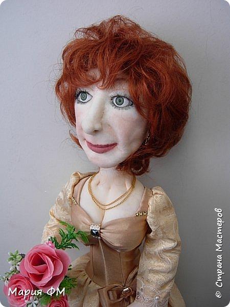 Портретная кукла фото 1