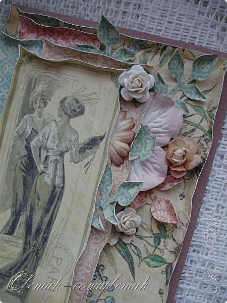 """Добрый день, мои дорогие! Ожидание весны... Помните, у Блока в """"Незнакомке"""":  ...Всегда без спутников, одна,    Дыша духами и туманами,    Она садится у окна.     И веют древними поверьями    Ее упругие шелка,    И шляпа с траурными перьями,    И в кольцах узкая рука.     И странной близостью закованный,    Смотрю за темную вуаль,    И вижу берег очарованный    И очарованную даль...  У меня это как-то сплелось воедино: весна и Блок... Такое настроение))) фото 6"""