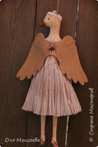 Птица АкТуш ( белая птица) фото 5