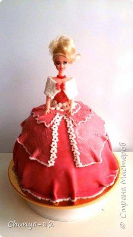 Вот такой яркий с пряничками получился у меня тортик на годовасие одной очень миленькой девчушке ))) фото 21