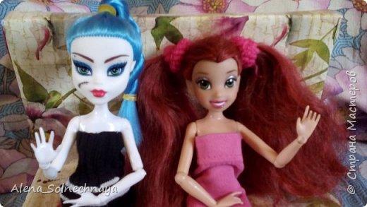 Всем привет! Сегодня вы познакомитесь в новыми куколками! фото 1