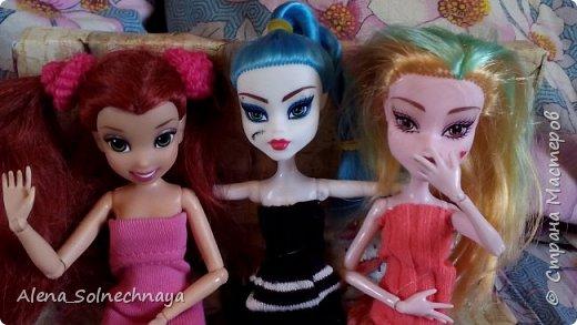 Всем привет! Сегодня вы познакомитесь в новыми куколками! фото 15