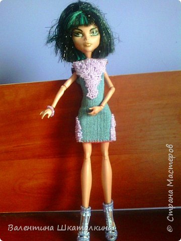 новые наряды для кукол,(шились для конкурсов) фото 8
