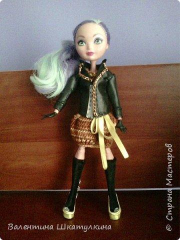 новые наряды для кукол,(шились для конкурсов) фото 7