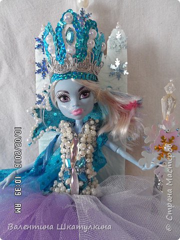 новые наряды для кукол,(шились для конкурсов) фото 6
