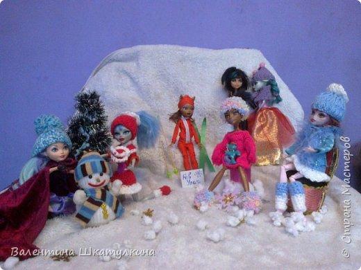 новые наряды для кукол,(шились для конкурсов) фото 9