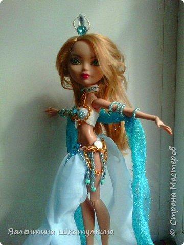 новые наряды для кукол,(шились для конкурсов) фото 3