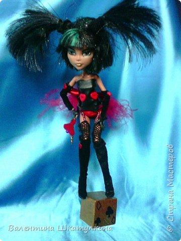 новые наряды для кукол,(шились для конкурсов) фото 4