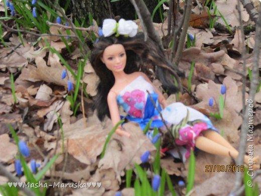 Привет) Вот весна пришла и в лес. (У нас :) А как видите вы весну? Я вижу такой) фото 1