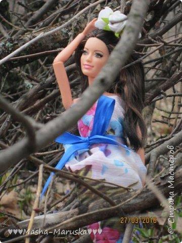 Привет) Вот весна пришла и в лес. (У нас :) А как видите вы весну? Я вижу такой) фото 4