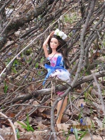Привет) Вот весна пришла и в лес. (У нас :) А как видите вы весну? Я вижу такой) фото 6