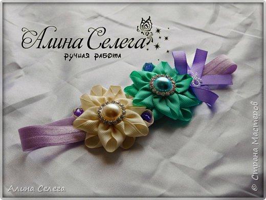 МК Милая повязка / МК Алина Селега