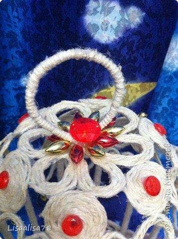 На данную работу меня вдохновила Valeri-создаю волшебные мечты handmade, ее работа клеточка. Почти год я вынашивала идею сотворения нечто похожего. И вот теперь она готова. Выкладываю на Ваш суд. фото 7