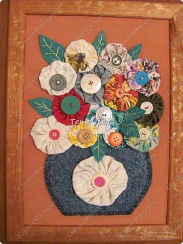 Работы Надюши (3 класс) - !!!!!! Кофейный мишка с розами фото 8