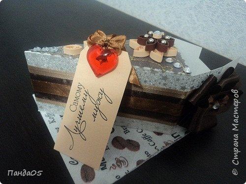 """продолжение шоколадной темы...Почти все заказчики в восторге от моих """"шоколадно сливочных"""" тортов...Делаю вроде одинаковые,но все разные)))) В этот раз девушка заказала в подарок мужу.. фото 6"""
