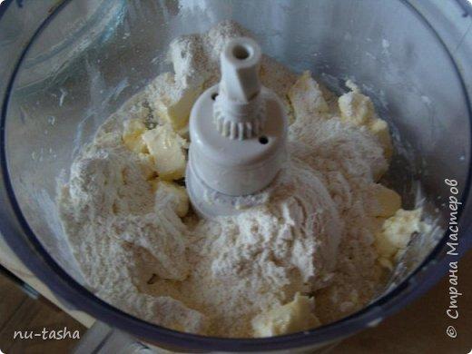 """Очень захотелось выпечки с творогом. Готовим ОЧЕНЬ вкусный песочный пирог с творогом и черносливом. Из серии """" Королевская ватрушка"""". фото 3"""