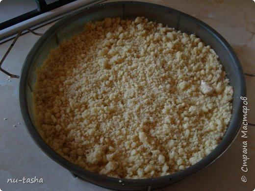 """Очень захотелось выпечки с творогом. Готовим ОЧЕНЬ вкусный песочный пирог с творогом и черносливом. Из серии """" Королевская ватрушка"""". фото 12"""